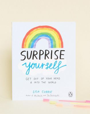 Surprise Yourself - Un diario interattivo