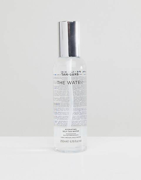 Tan Luxe - The Water - Eau autobronzante et hydratante - Clair/moyen