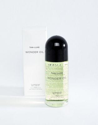 Tan Luxe – Wonder Oil – Selbstbräuner, Hell/Mittel