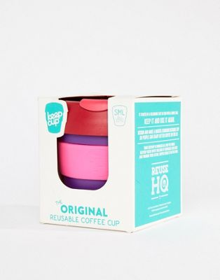 Taza reutilizable de 8 oz Original Hive de KeepCup