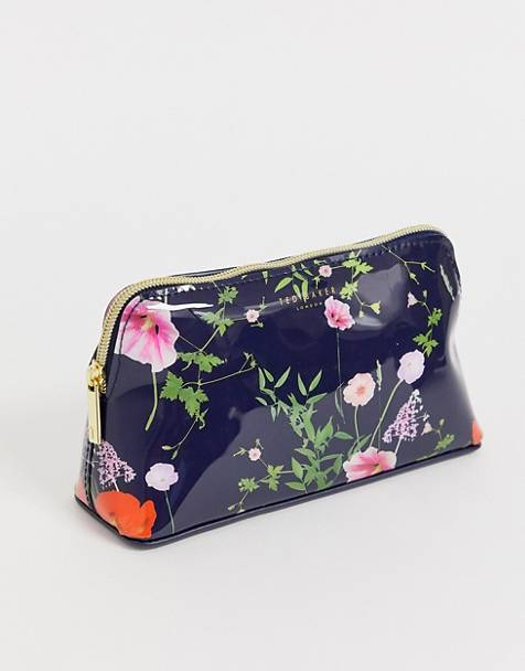Ted Baker aristah hedgerow makeup bag
