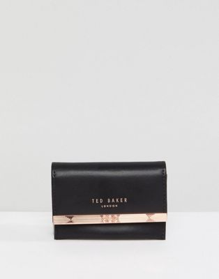 Ted Baker - Consortina - Porte-monnaie en cuir