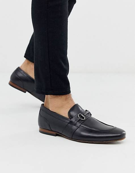 Ted Baker daiser loafer in black leather