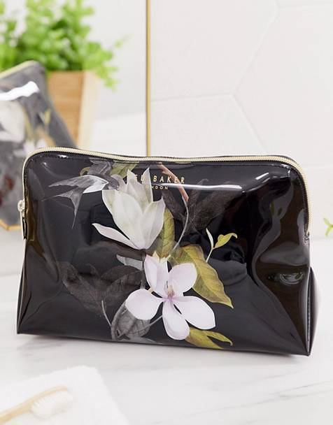 Ted Baker Florri opal print toiletry bag