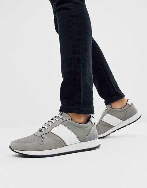 Ted Baker lhennis sneakers in gray