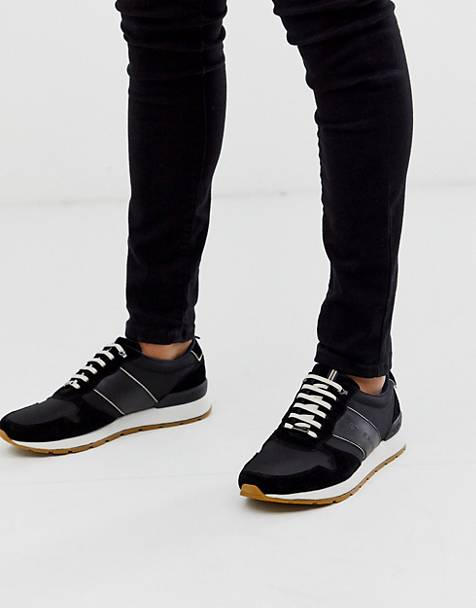 Ted Baker lhennst sneakers in black