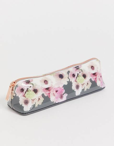 Ted Baker ludlow neapolitan pencil case