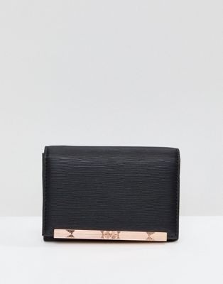 Ted Baker Metal Bar Mini Purse
