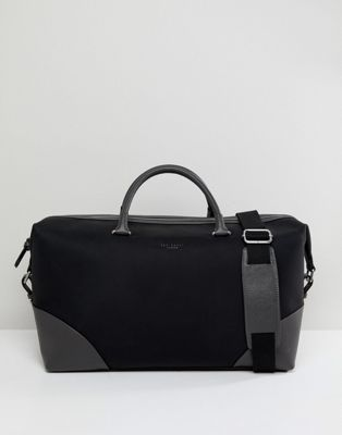 Ted Baker Swipes Nubuck Carryall