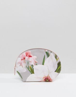 Ted Baker - Trousse con motivo Chatsworth a fiori