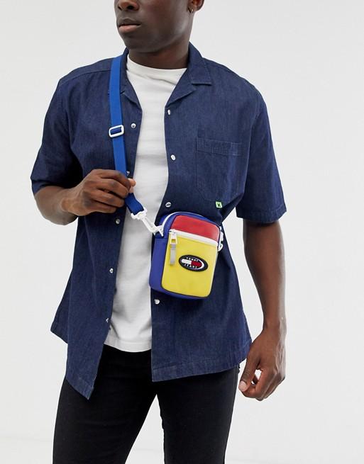 Изображение 1 из Темно-синяя сумка для полетов с логотипом Tommy jeans - Summer Heritage Capsule