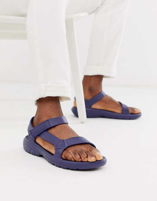 Teva – Hurricane Drift – Marineblaue EVA-Sandalen