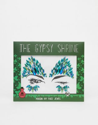 The Gypsy Shrine x Warner Brothers Poison Ivy Face Jewel