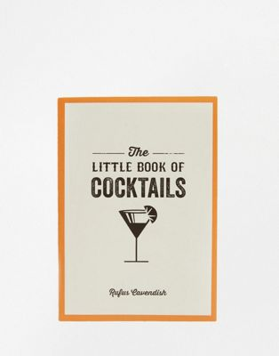 The Little Book of Cocktails - Libro