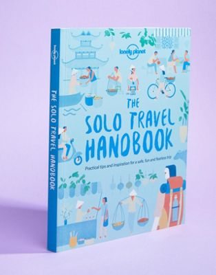 Image 1 of The Lonely Planet Solo Travel Handbook