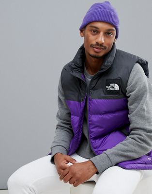 The North Face - 1992 Nuptse - Débardeur - Violet