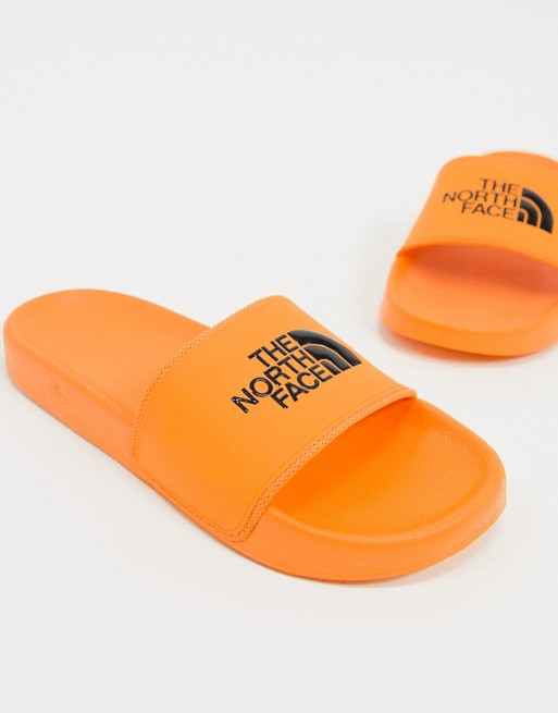 The North Face - Base Camp Ii Slider Arancioni