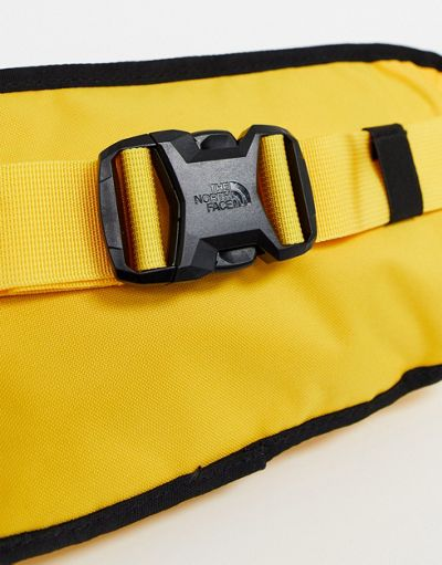 The North Face Bozer bum bag II in yellow