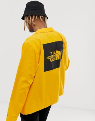 The North Face Coaches jacket in orange