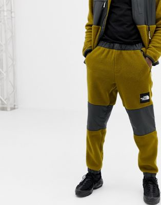 Image 1 of The North Face Denali Fleece Pant in Green