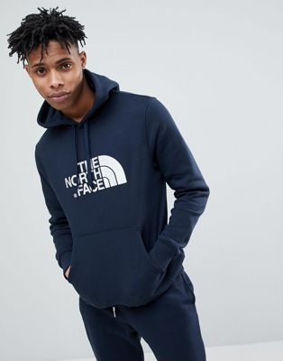 The North Face - Drew Peak - Hoodie à enfiler - Bleu marine
