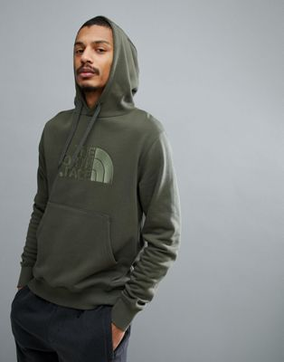 The North Face - Drew Peak - Hoodie à enfiler - Vert