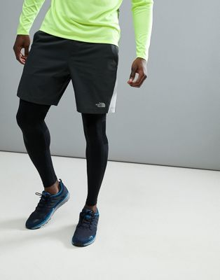 The North Face - Mountain Athletics Running Reactor - Short - Gris foncé
