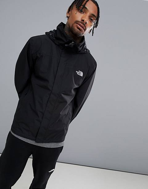 The North Face – Sangro – Schwarze Jacke