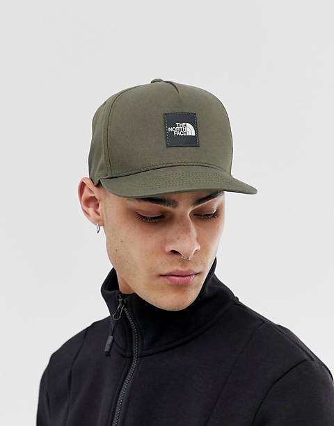 The North Face Street Ball cap in green