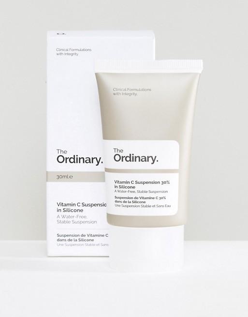 The Ordinary – C-vitamin i silikon med 30% c-vitamin, 30 ml