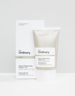 The Ordinary - Natuurlijke moisturizers + HA 30 ml