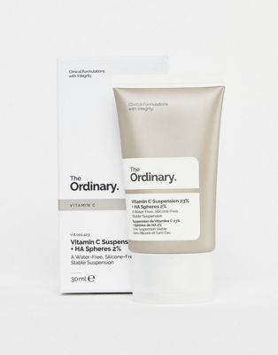 The Ordinary - Suspension de vitamine C 23% + sphères de HA 2% 30 ml