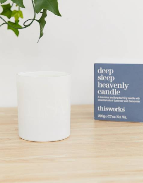 This Works - Deep Sleep Heavenly - Bougie 220 g