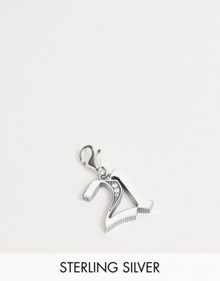 Image 1 of Thomas Sabo sterling silver 21 charm