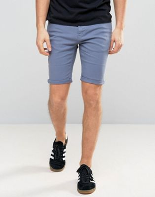 Threadbare Coloured Denim Short