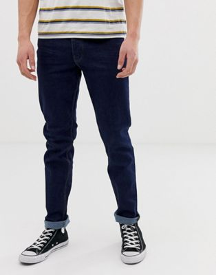 Threadbare - Lanta - Skinny jeans in blauwe wassing