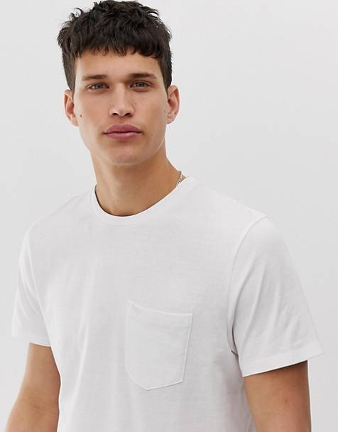 Threadbare pocket t-shirt