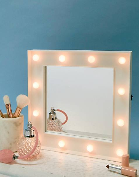 Thumbs Up Hollywood Light Up Mirror