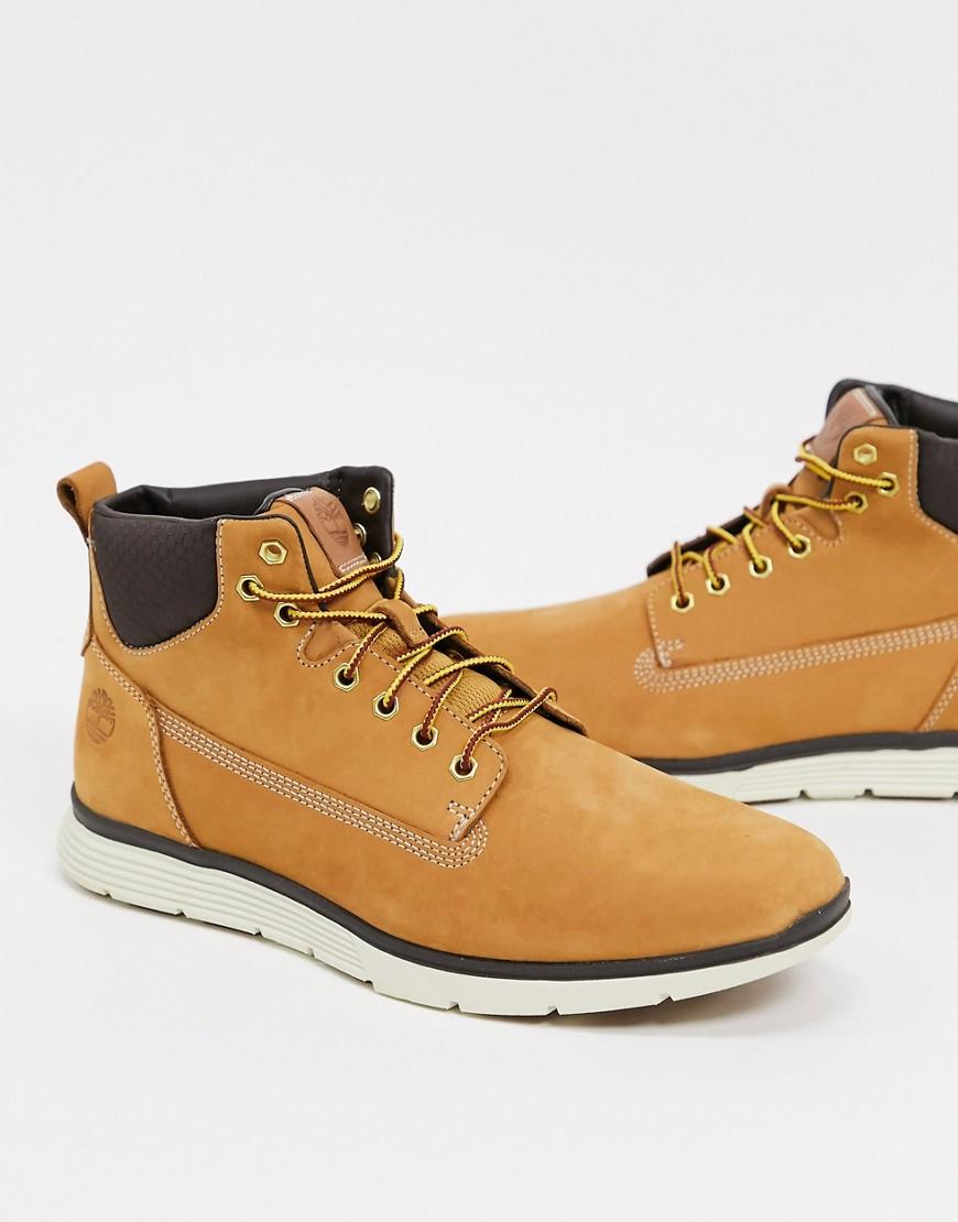 Timberland - Killington - Chukka-støvler i gyldenbrun