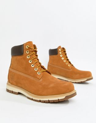 Timberland 6 inch Premium boots in rust - ASOS Price Checker