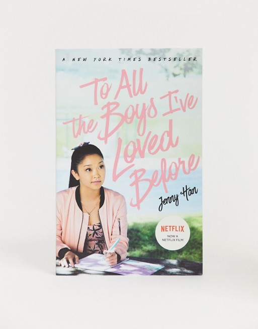 """""""To all the boys I've loved before"""" di Jenny Han"""