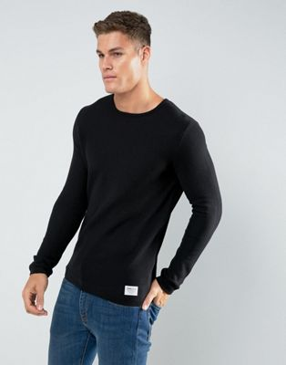 Tom Tailor Jumper With Crew Neck In 100% Cotton