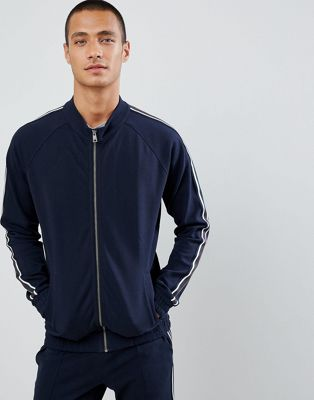 Image 1 of Tom Tailor track jacket with side taping