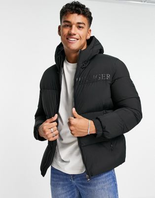 Tommy Hilfiger Lewis Hamilton utility parka jacket - ASOS Price Checker