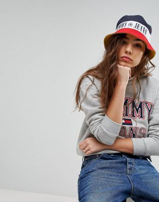 Tommy Jeans Tommy Jean 90s Capsule Bucket Hat