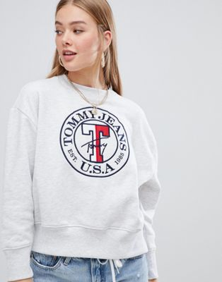 Tommy Jeans circle sweatshirt