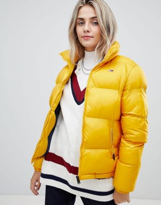 Image 1 of Tommy Jeans padded jacket