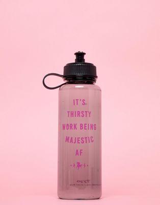 Typo 750ml Thirsty Work Drink Bottle