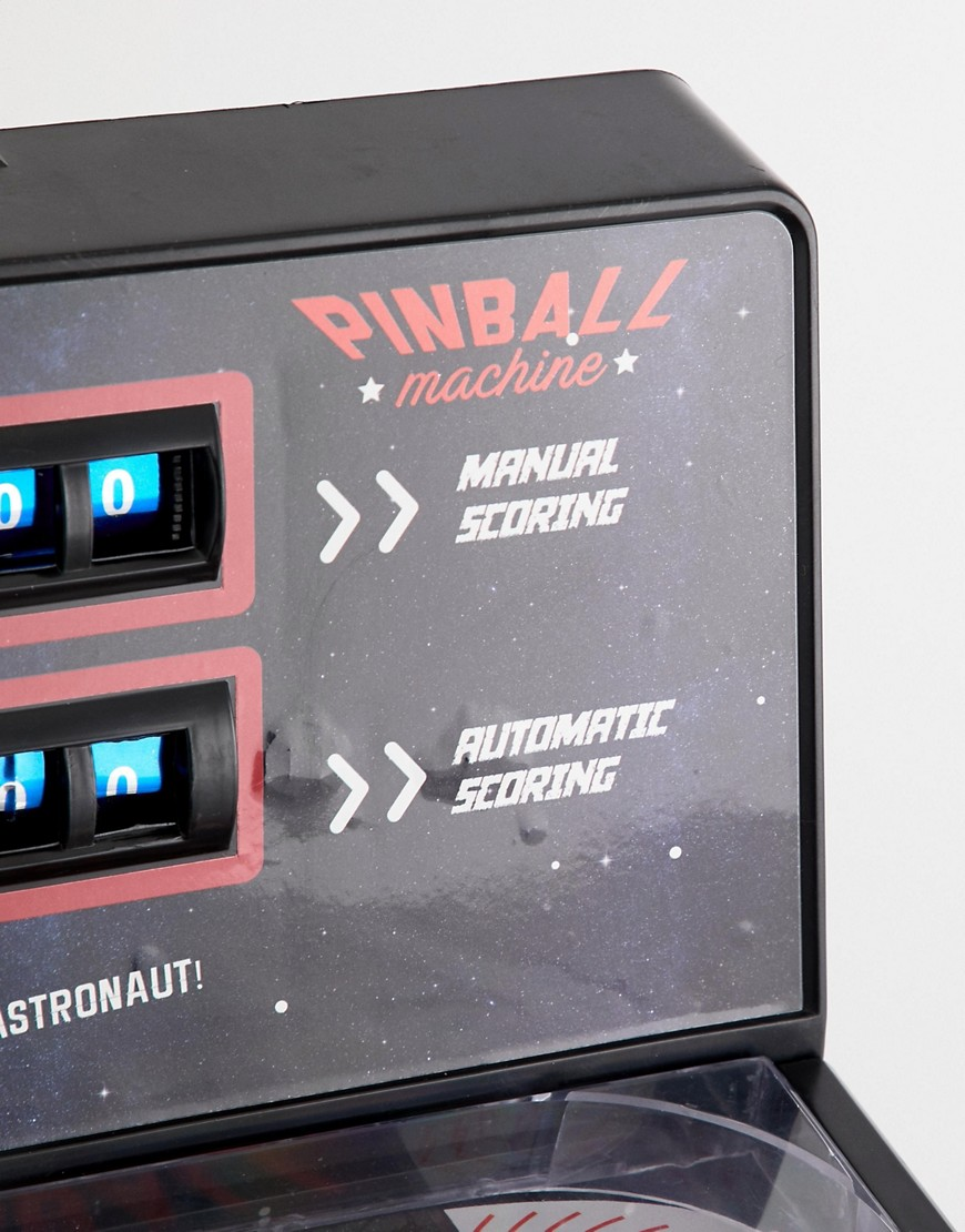Typo Electronic Pin Ball Machine by Typo