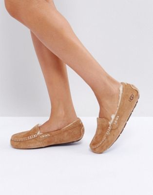 UGG Ansley Chestnut Slippers